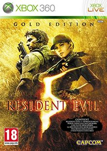 [UK-Import]Resident Evil 5 Gold Edition Game XBOX 360