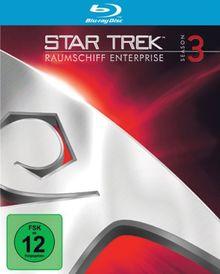 Star Trek: Raumschiff Enterprise - Season 3 (Remastered) [Blu-ray]