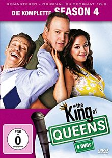 The King of Queens - Season 4 [4 DVDs]