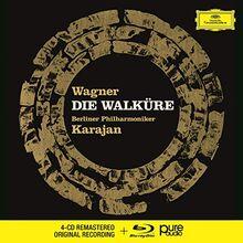 Die Walküre (Blu-ray Audio)