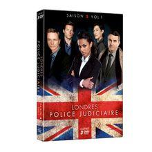 Londres police judiciaire, saison 2, vol. 1 [FR Import]