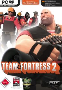 Team Fortress 2 (DVD-ROM)