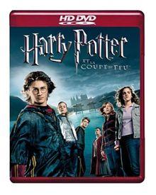 Harry Potter IV, Harry Potter et la coupe de feu [HD DVD]