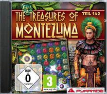 The Treasures of Montezuma 1+2
