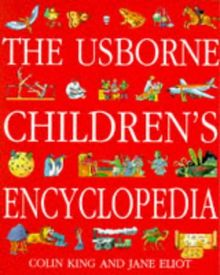 Usborne Children's Encyclopaedia (Usborne children's encyclopedia)
