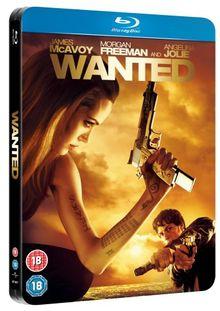 Wanted [Blu-Ray] [UK Import]