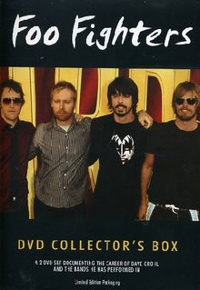 Foo Fighters - DVD Collectors Box (2 DVDs)