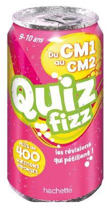 Quiz fizz du CM1 au CM2 : Plus de 400 questions réponses