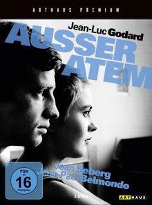 Außer Atem - Arthaus Premium Edition (2 DVDs)