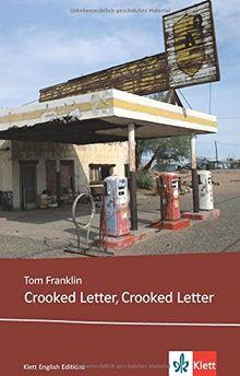 Crooked Letter, Crooked Letter: Englische Lektüre für das 5., 6. und 7. Lernjahr (Klett English Editions)