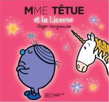 Madame Tetue Et La Licorne (Monsieur Madame)