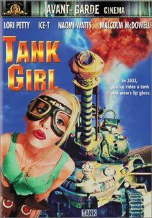 Tank Girl [FR Import]