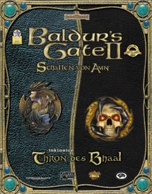 Baldur's Gate 2 incl. Thron des Bhaal