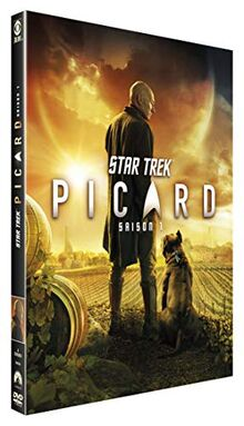 Star Trek Picard-4 DVD