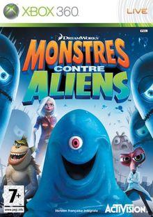 Monsters contre Aliens [FR Import]