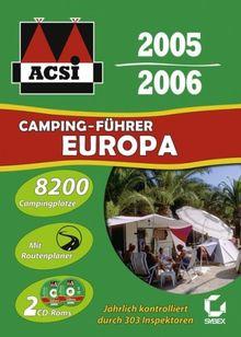 Campingführer Europa 2005/2006