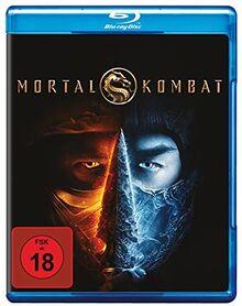 Mortal Kombat (2021) [Blu-ray]