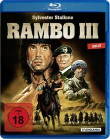 Rambo 3 - Uncut [Blu-ray]