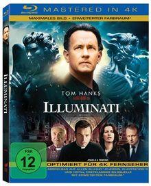 Illuminati (4K Mastered) [Blu-ray]