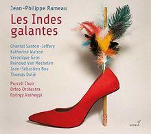 Jean-Philippe Rameau - Les Indes Galantes