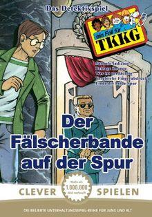 TKKG: Der Fälscherbande auf der Spur - Clever spielen