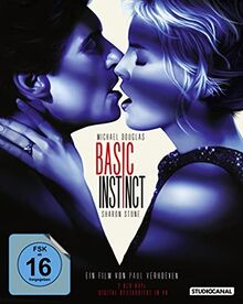 Basic Instinct (Digital Remastered, 2 Discs) [Blu-ray]