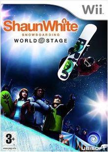 Shaun White Snowboarding : World Stage