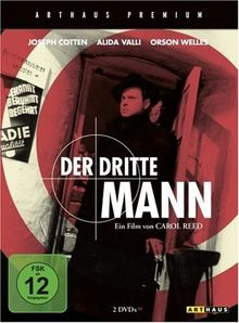Der dritte Mann (Arthaus Premium Edition - 2 DVDs)