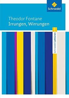 Schroedel Lektüren: Theodor Fontane: Irrungen, Wirrungen: Textausgabe