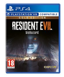 Resident Evil: Biohazard - Gold Edition (PSVR Compatible) PS4 [ ]