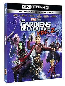 Les gardiens de la galaxie, vol. 2 4k ultra hd [Blu-ray] [FR Import]