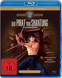 Der Pirat von Shantung (Shaw Brothers) - uncut - [Blu-ray]