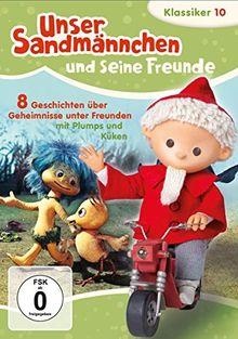 Unser Sandmännchen und seine Freunde - Klassiker 10/Acht Geschichten über Geheimnisse unter Freunden mit Plumps und Küken