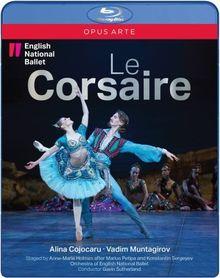 Adam: Le Corsaire (English National Ballet 2014) [Blu-ray]