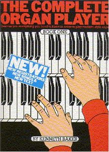 The Complete Organ Player Book One: Noten für Orgel