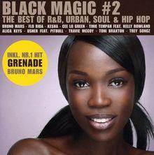 Black Magic 2: Best of R&B,Urban,Soul & Hip Hop