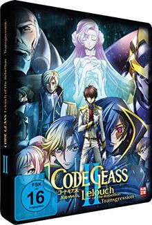 Code Geass: Lelouch of the Rebellion - Transgression - Movie 2 - [Blu-ray]