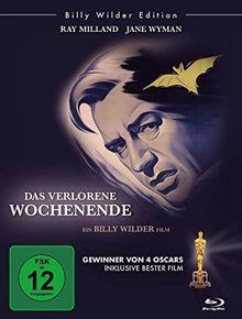 Das verlorene Wochenende (Billy Wilder Edition) [Blu-ray]