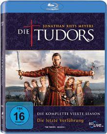 Die Tudors - Die komplette vierte Season [Blu-ray]