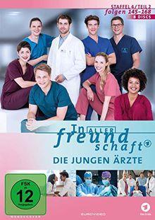 In aller Freundschaft - Die jungen Ärzte - Staffel 4.2/Folgen 145-168 [8 DVDs]