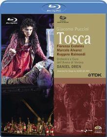 Puccini - Tosca (Oren, Raimondi, Alvarez) [Blu-ray]