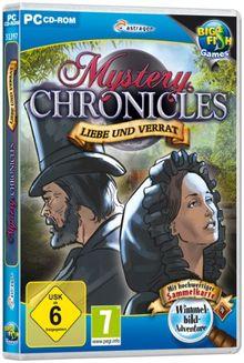 Mystery Chronicles: Liebe und Verrat