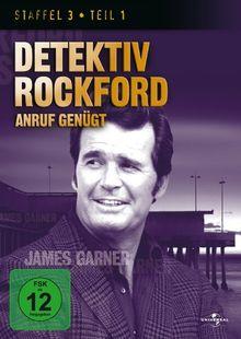 Detektiv Rockford - Staffel 3.1 [3 DVDs]