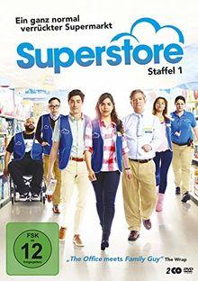 Superstore - Staffel 1 - Ein ganz normal verrückter Supermarkt [2 DVDs]