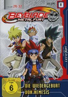 Beyblade Metal Fury - Volume 8 (Folgen 28-31)