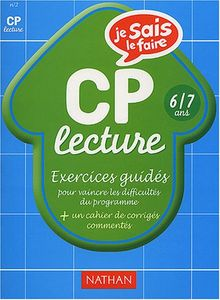 Lecture CP : Exercices guidés (Je Sais le Fair)