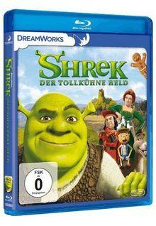 Shrek - Der tollkühne Held [Blu-ray]
