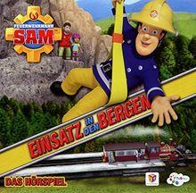 Feuerwehrmann Sam - Einsatz in Den Bergen (Das Hörspiel)