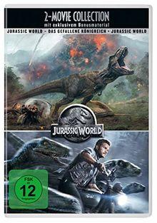 Jurassic World 2-Movie Collection [3 DVDs]