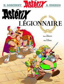 Astérix, tome 10 : Astérix légionnaire
